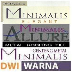 Genteng Metal Minimalis