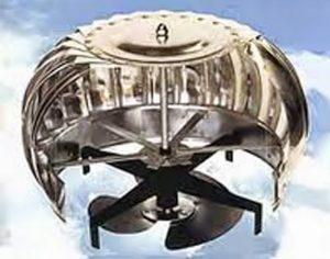 Turbin Ventilator Kiencier Penampang