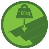 Atap Go Green Logo Kekuatan Super