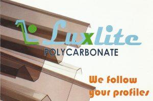 Atap Polycarbonate Luxxlite