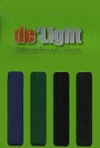 Atap Polycarbonate De'Light
