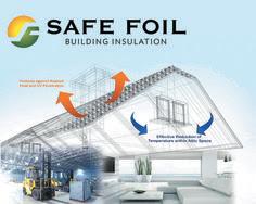 Insulation Safe Foil Kondisi