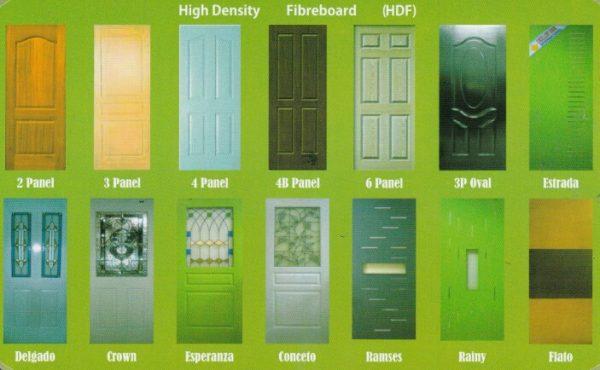 Pintu Exellent Door HDF