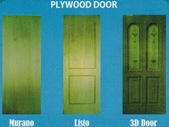 Pintu Exellent Door Plywood